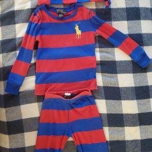RL Polo Pocket Pajamas